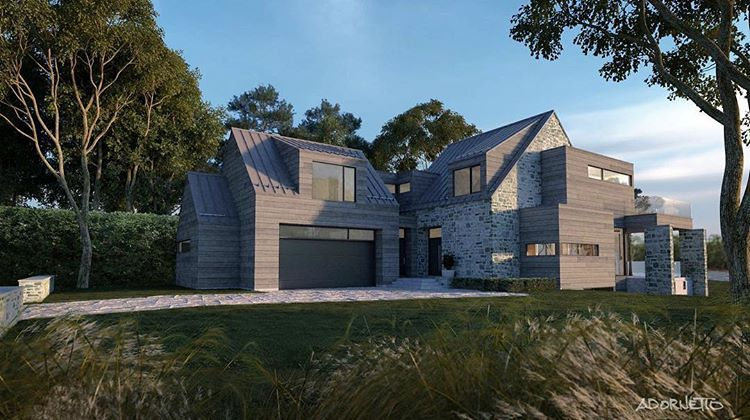La m tisse la premi re du style nouvelle architecture - Maison architecture contemporaine grupo arquitectura ...