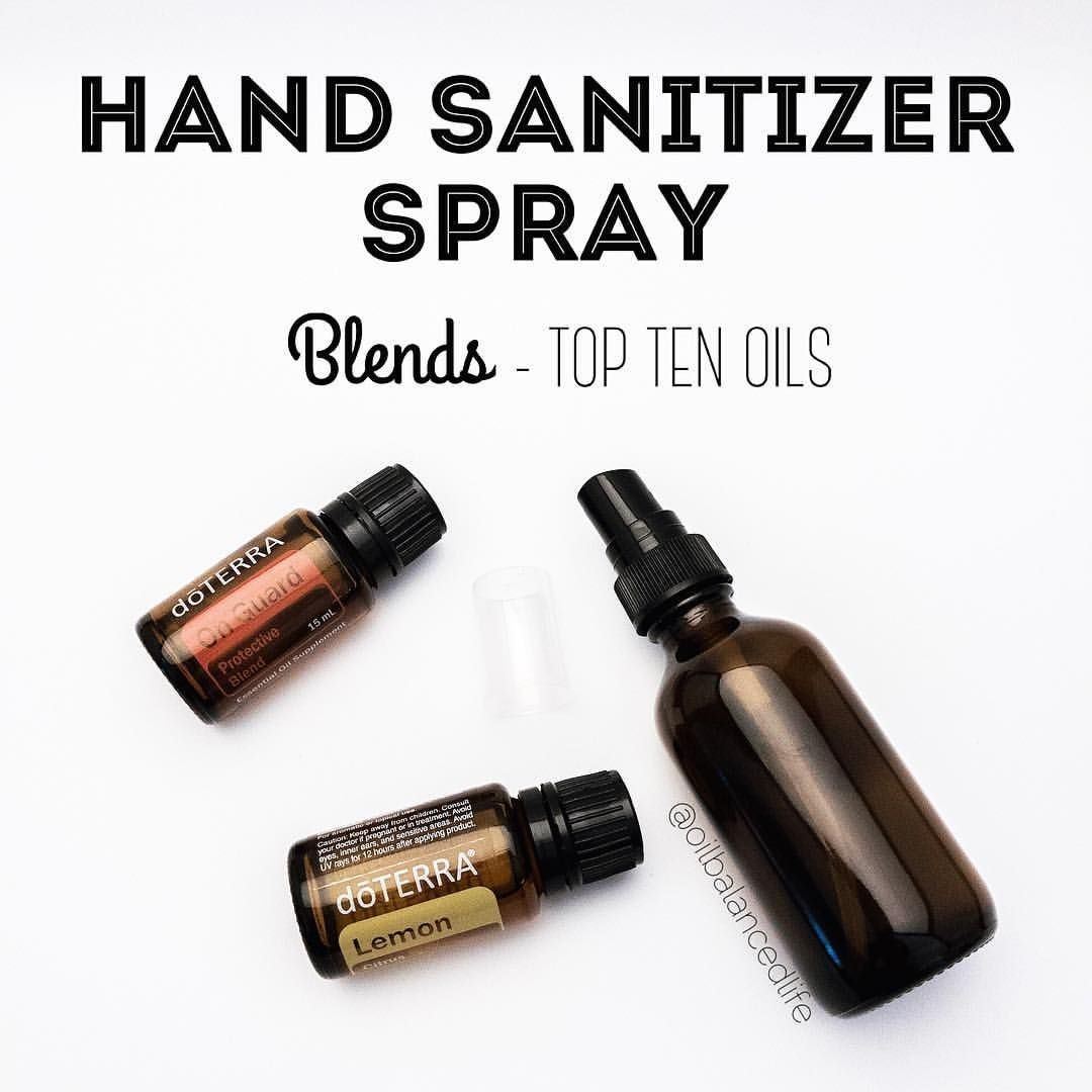 Homemade Hand Sanitizer Recipe Natural Hand Sanitizer Hand