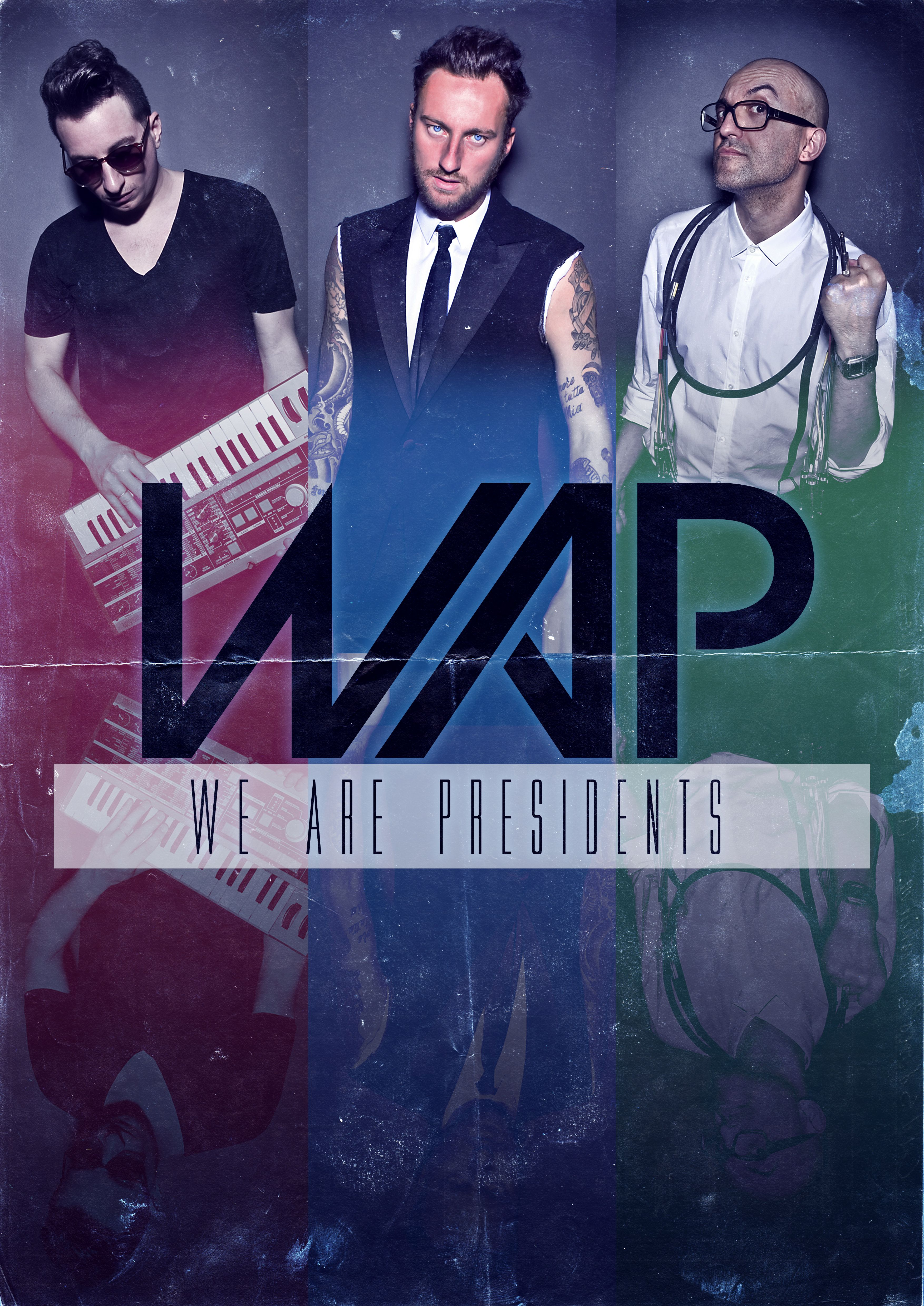 WAP - We Are Presidents