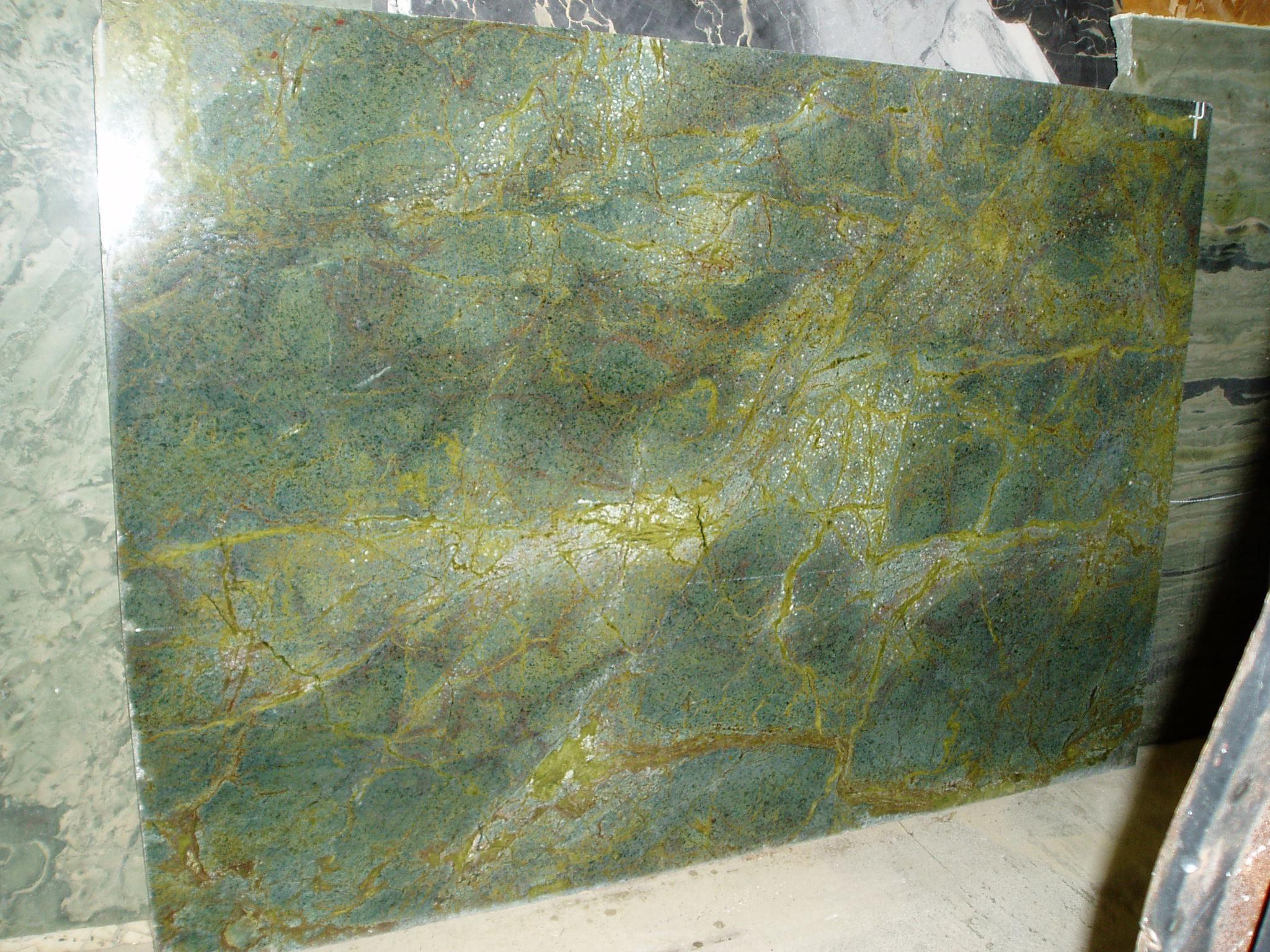 Washington marble and granite - Green Granite Washington Oregon Your Stone Source Golden Lightning Green Marble