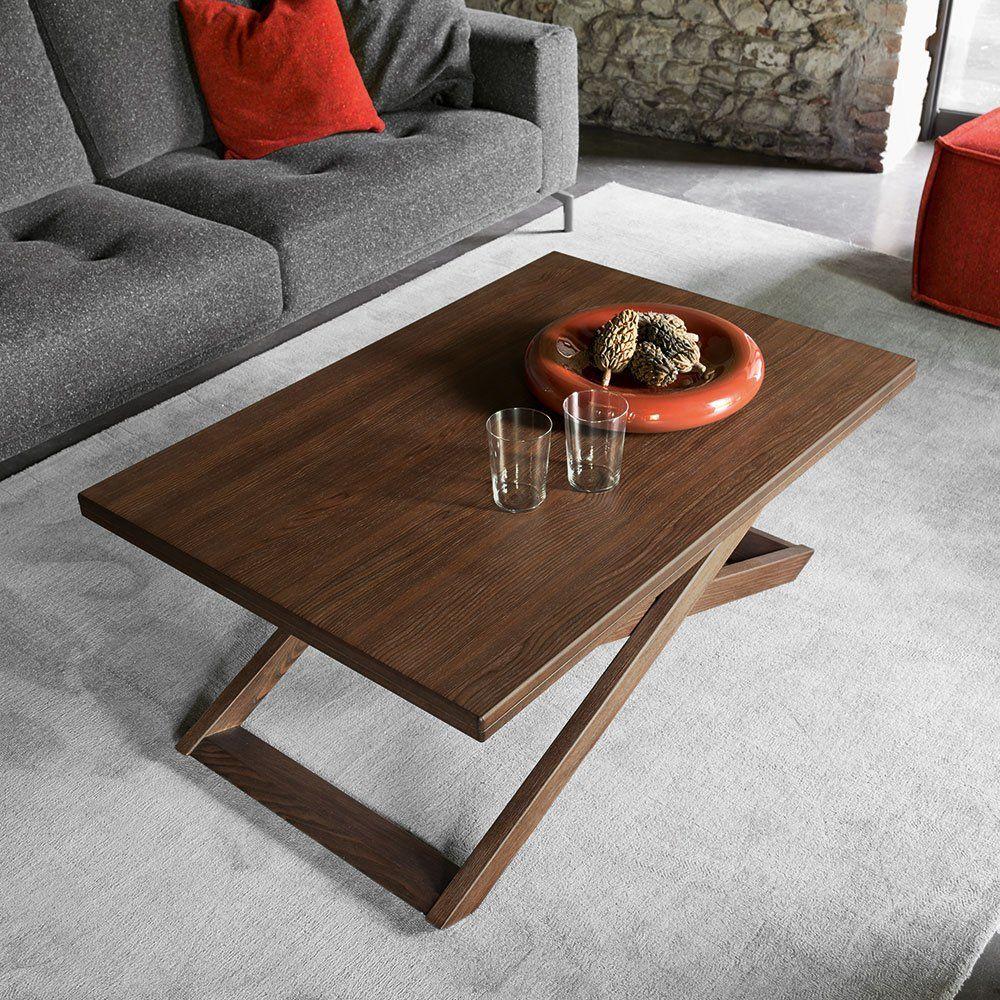 10 tables basses relevables pour optimiser l'espace dans