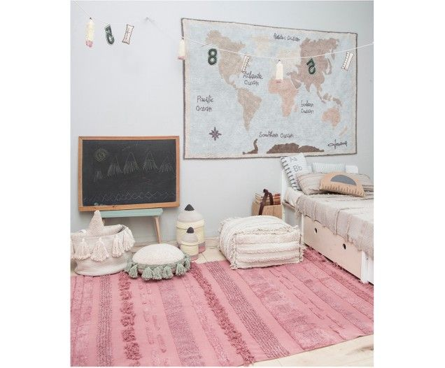 Tappeto lavabile Air Lorena canals, Playroom paint