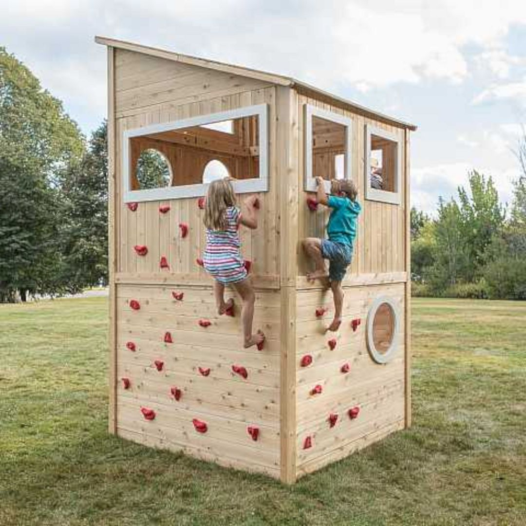 Some Nice DIY Kids Playground Ideas For Your Backyard