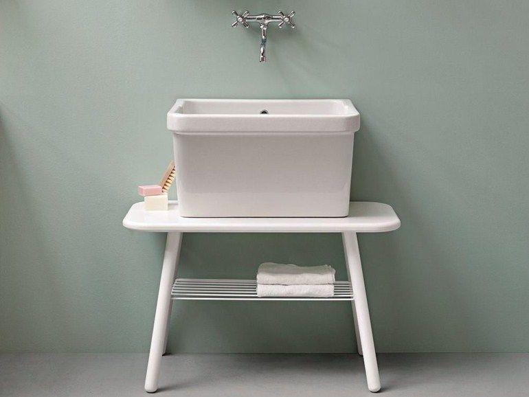 Birex Mobili ~ Acqua e sapone mobile lavanderia con lavatoio by birex design monica