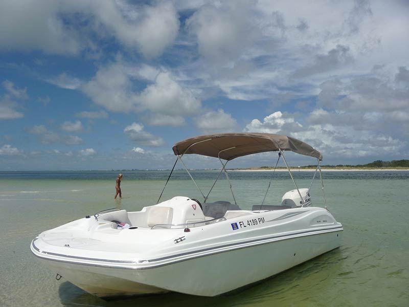 2014 hurricane deck boat 19 rockon recreation rentals