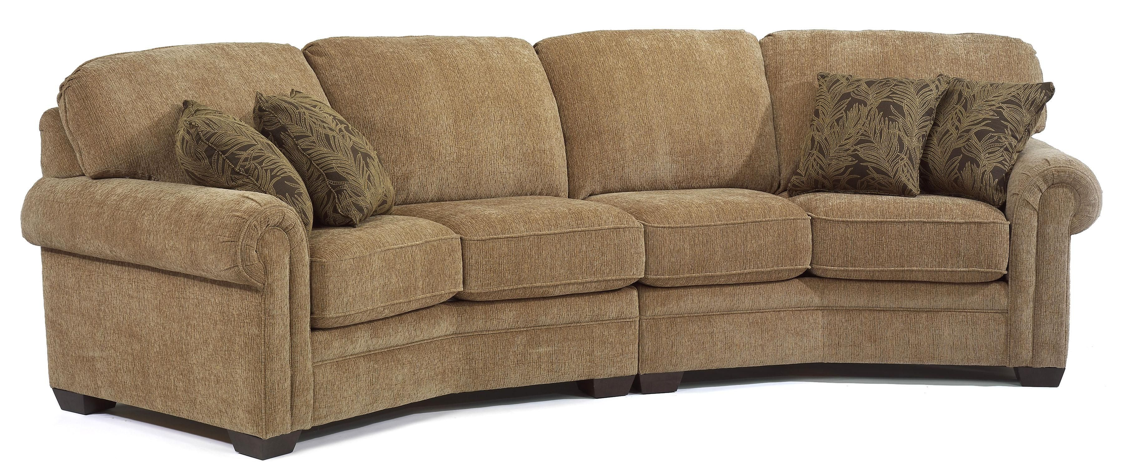 Harrison Conversation Sofa By Flexsteel 138x38x40