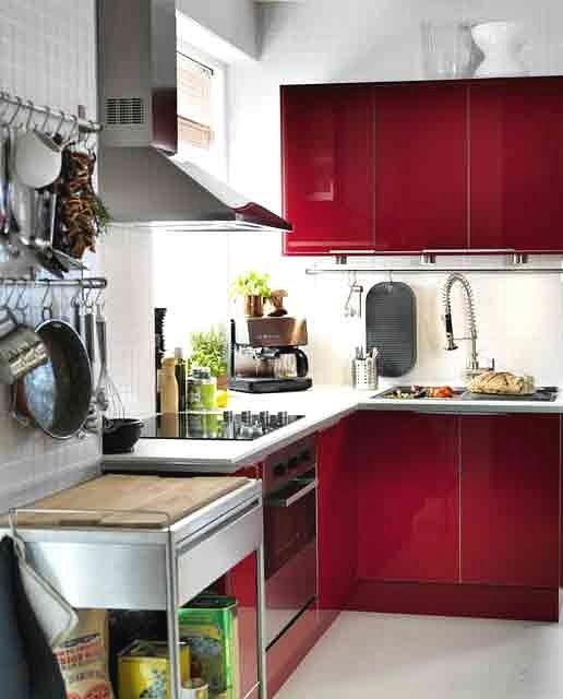 Cómo Decorar Cocinas Pequeñas Kitchens