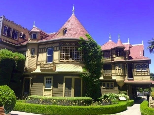San Jose s Winchester Mystery House fering Free Virtual Tours