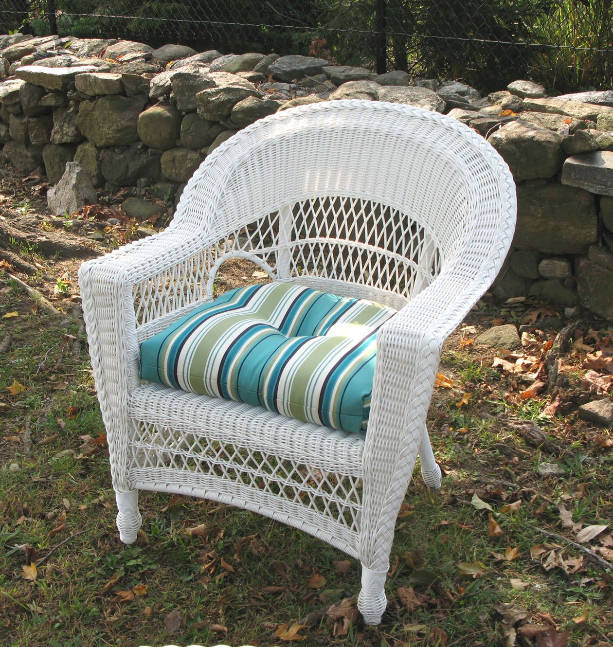 Outdoor Wicker Chair Cape Cod Outdoor Wicker Chairs