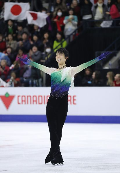 Yuzuru Hanyu 画像と写真 | Getty Images