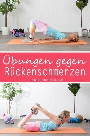 #bestes workout für zuhause #den #effektive #für #Geräte #ohne #Rücken #Rückentraining #Übungen Mit...
