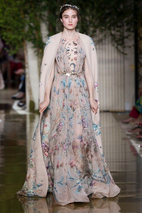 Photo of Zuhair Murad | Haute Couture – Autumn 2017 | Look 19