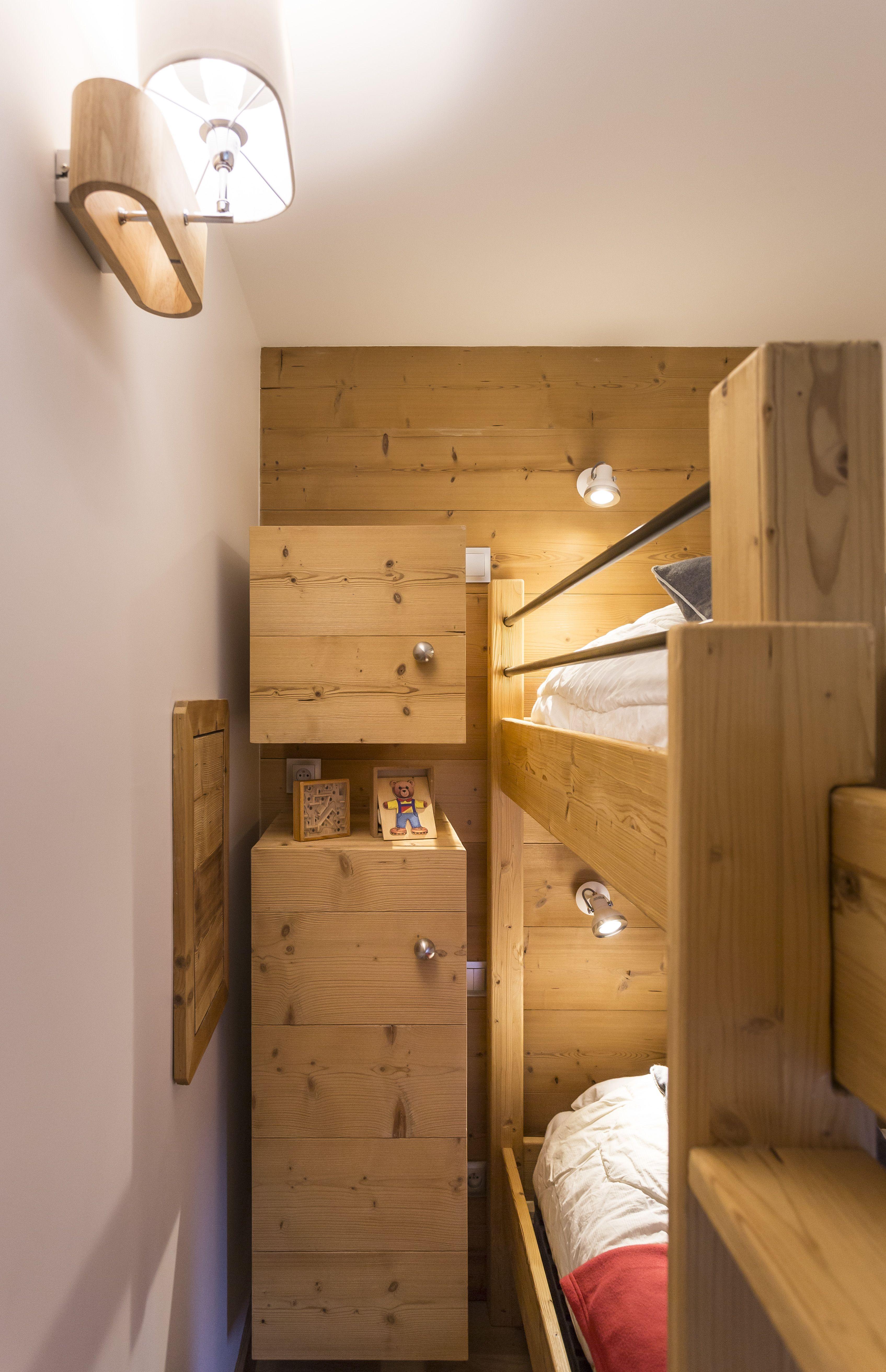 Chambre Enfants Decoration Architecture Interieur Et Mobilier De Montagne Savoie Et Haute Savoie Manu Reybo Architecture Interieure Architecture Design Savoie