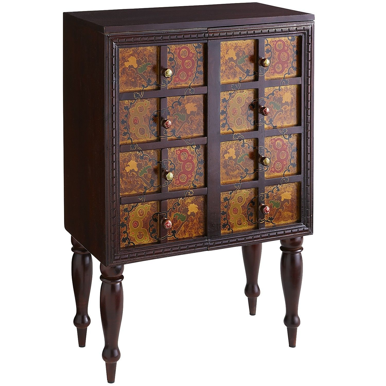 Kangra Cabinet | Chest dresser, Globe and Drawers