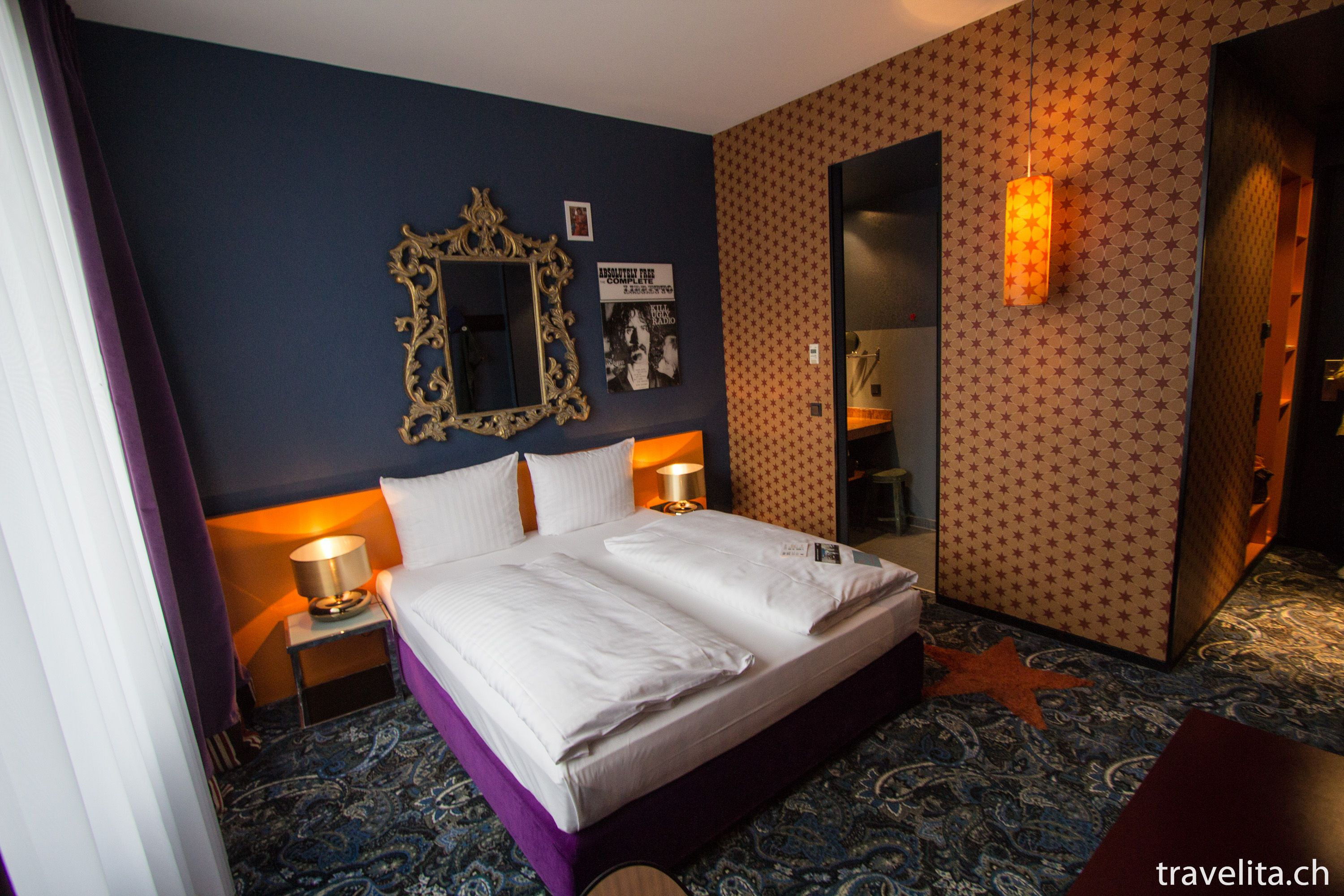 A Medium Sized Room In The 25hours Hotel Levis In Frankfurt Dream Hotels Home Decor Hotel
