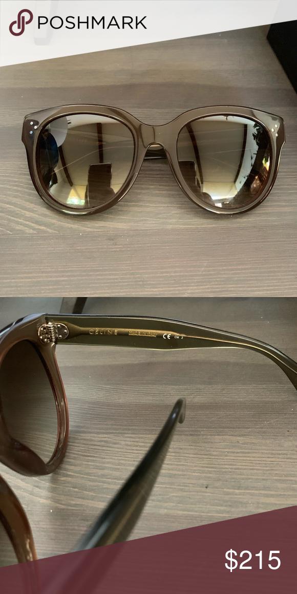 4d566cf5e260 Celine Audrey sunglasses Perfect condition