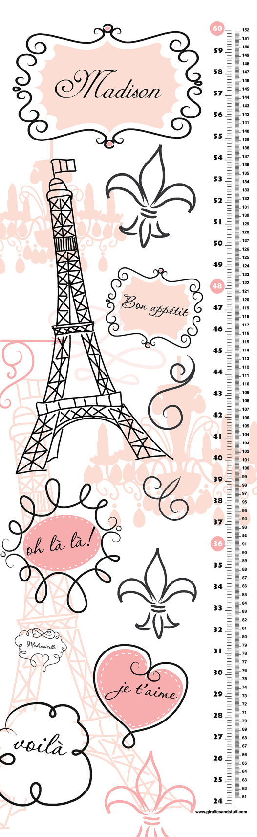 Childrens custom growth chart paris by giraffesnstuff on etsy childrens custom growth chart paris by giraffesnstuff on etsy geenschuldenfo Choice Image