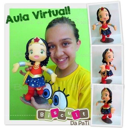 Aula Virtual - Mulher Maravilha