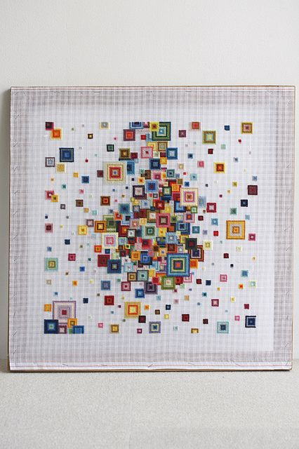 for cushion :: 2 by cresus-parpi. This blows my mind. If only I could find the pattern