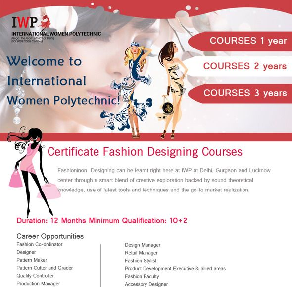 Best Fashion Designing Institute College In Gurgaon Fashion Designing Institute Fashion Designing Course Cool Style