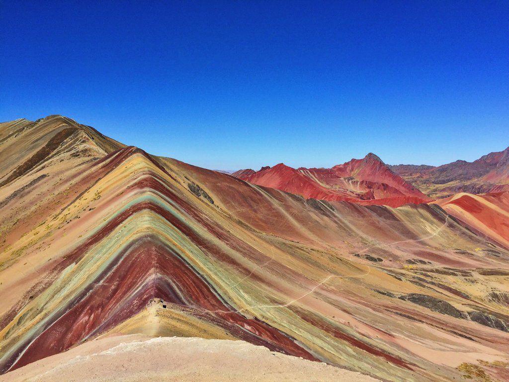 山脈 アンデス
