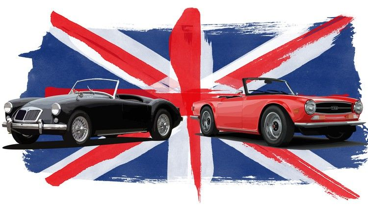 Five of the Best British Sports Cars for $20,000 or Less — Automobile