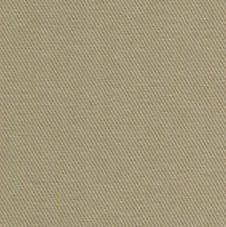 Brushed Cotton Twill Upholstery Slipcover Fabric Khaki Home Decor