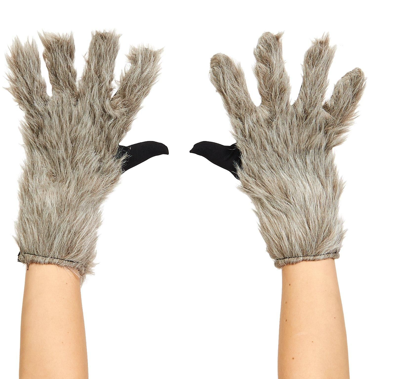 Guardians of the Galaxy - Kids Rocket Raccoon Gloves from Buycostumes.com