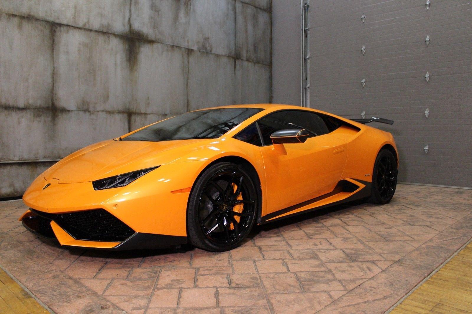 Cool Amazing 2015 Lamborghini Huracan COUPE 2015 LAMBORGHINI HURACAN ...
