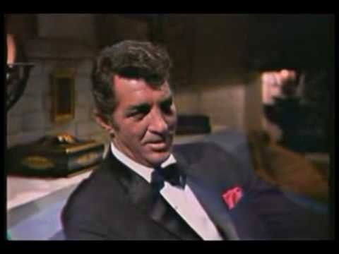 Dean Martin I Ve Grown Accustomed To Her Face Live Dean Martin Dean Martin Songs Singer