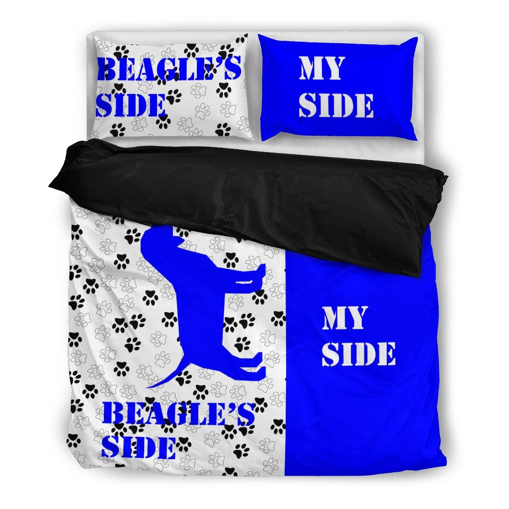Beagle Premium Duvet Bedding Set Duvet bedding sets