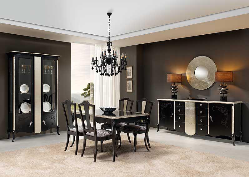 Comedor vintage seas material madera de cerezo muebles - Ver muebles de comedor ...