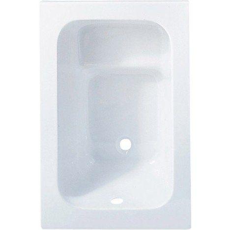 Baignoire Rectangulaire L 105x L 70 Cm Blanc Ideal Standard Sabot Baignoire Rectangulaire Baignoire Baignoire Leroy Merlin