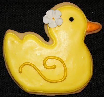 Cookies By Kimmy - duckies