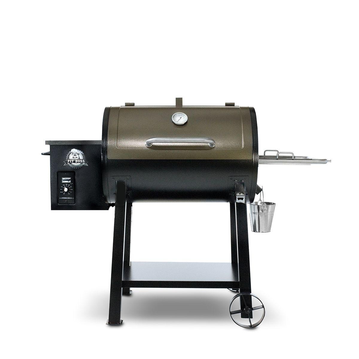 PB 440 Deluxe | Wood pellets, Pellet grill, Wood pellet grills