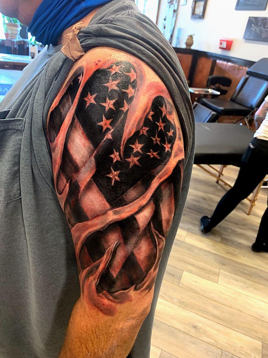 black tattoo artist columbus ohio