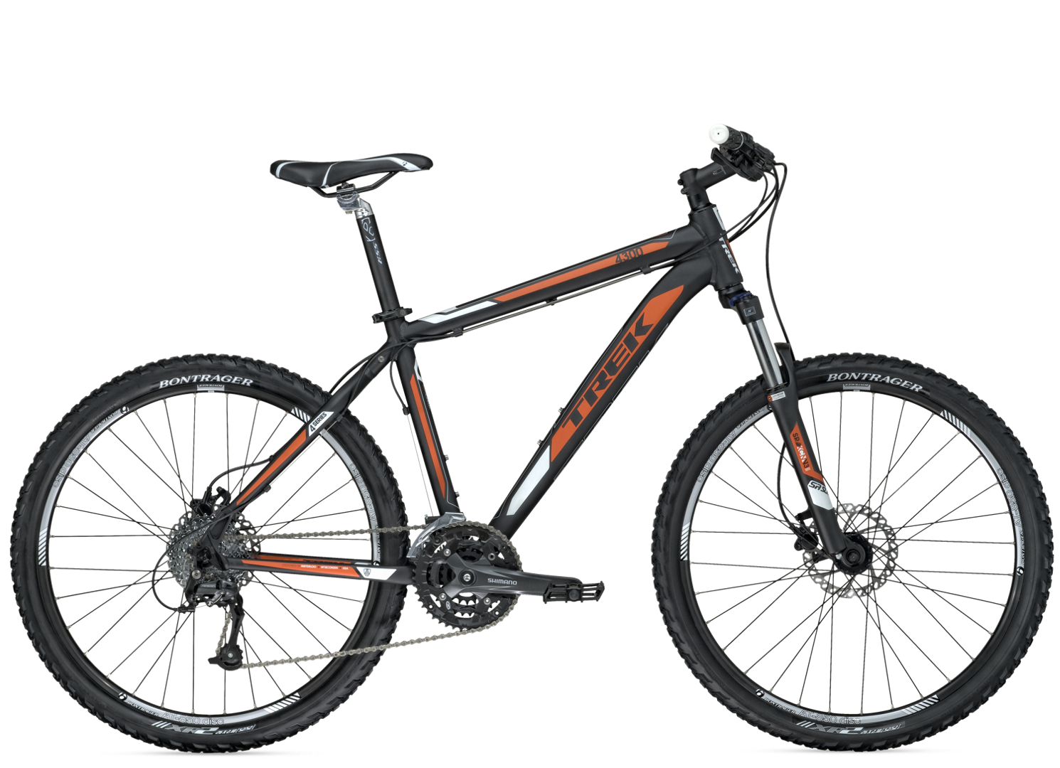4300 Disc Trek Bicycle With Images Cross Country Mountain