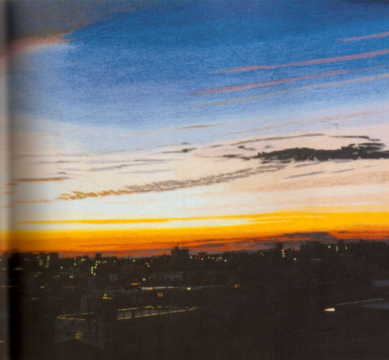 Satoru Aoyama 'Good Morning Tokyo' 2005  From By Hand