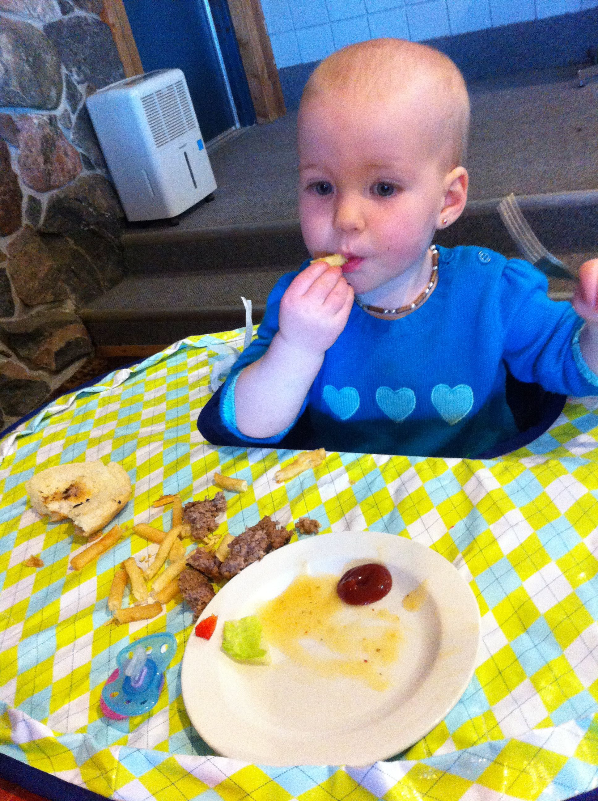 Win Neatnik Saucer High Chair Cover Review Highchair Cover