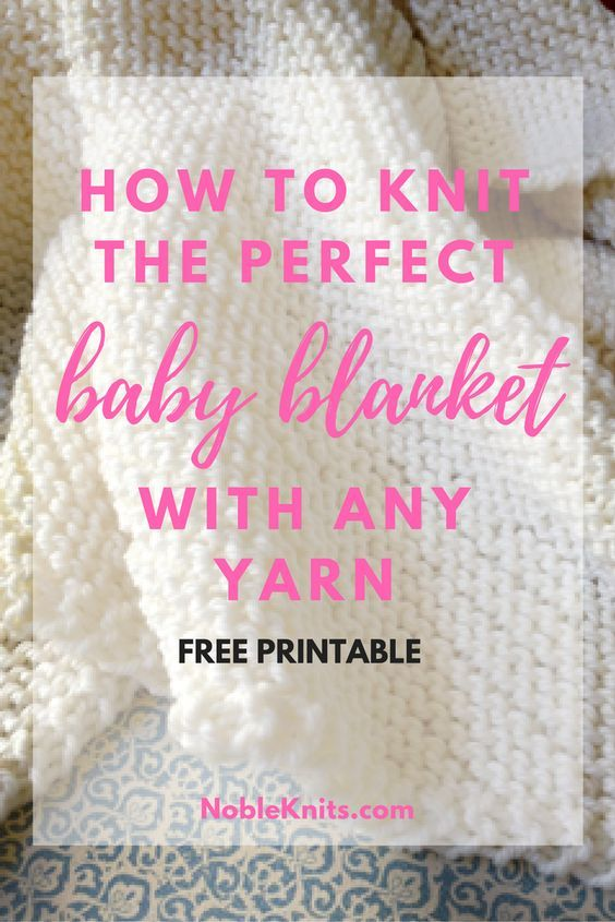 Ultimate Guide to Baby Blankets | Bebé y Puntos