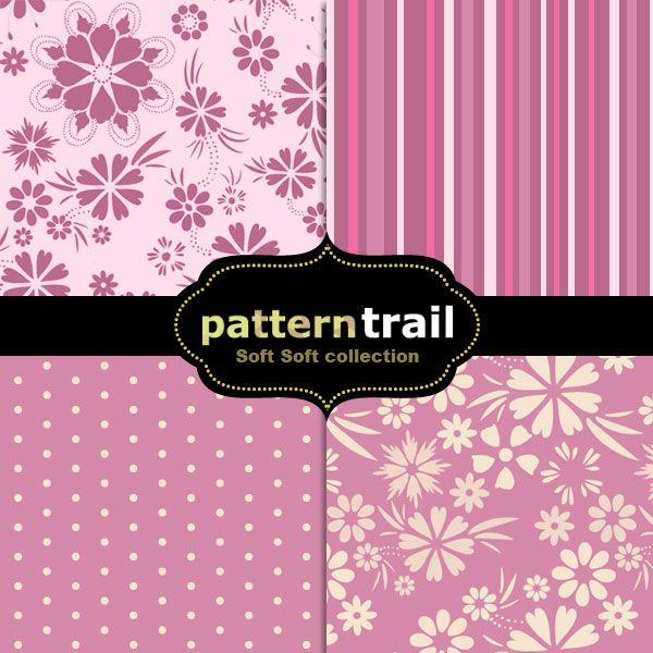 Soft Soft Patterns By Melemel On DeviantArt