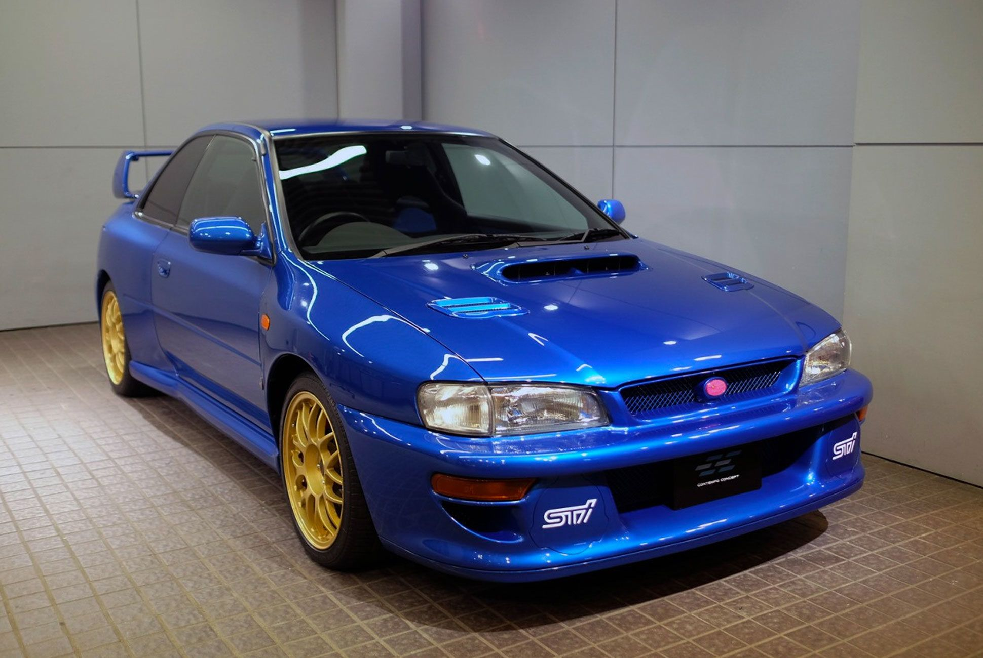 The Most Coveted Subaru Impreza Sti Ever Is Up For Sale Subaru Impreza Impreza Subaru