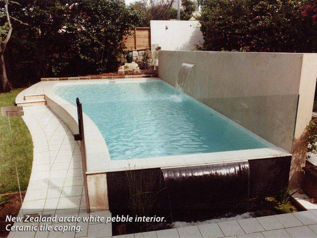 Water Features - Premier Pools