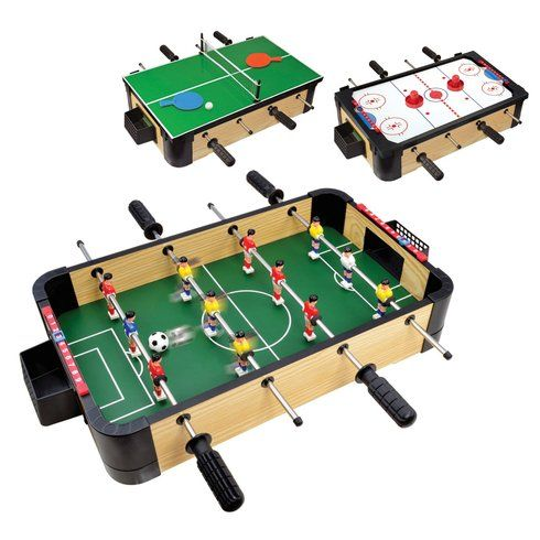 Beau Superb 3 In 1 Tabletop Games Table Now At Smyths Toys UK! Buy Online Or