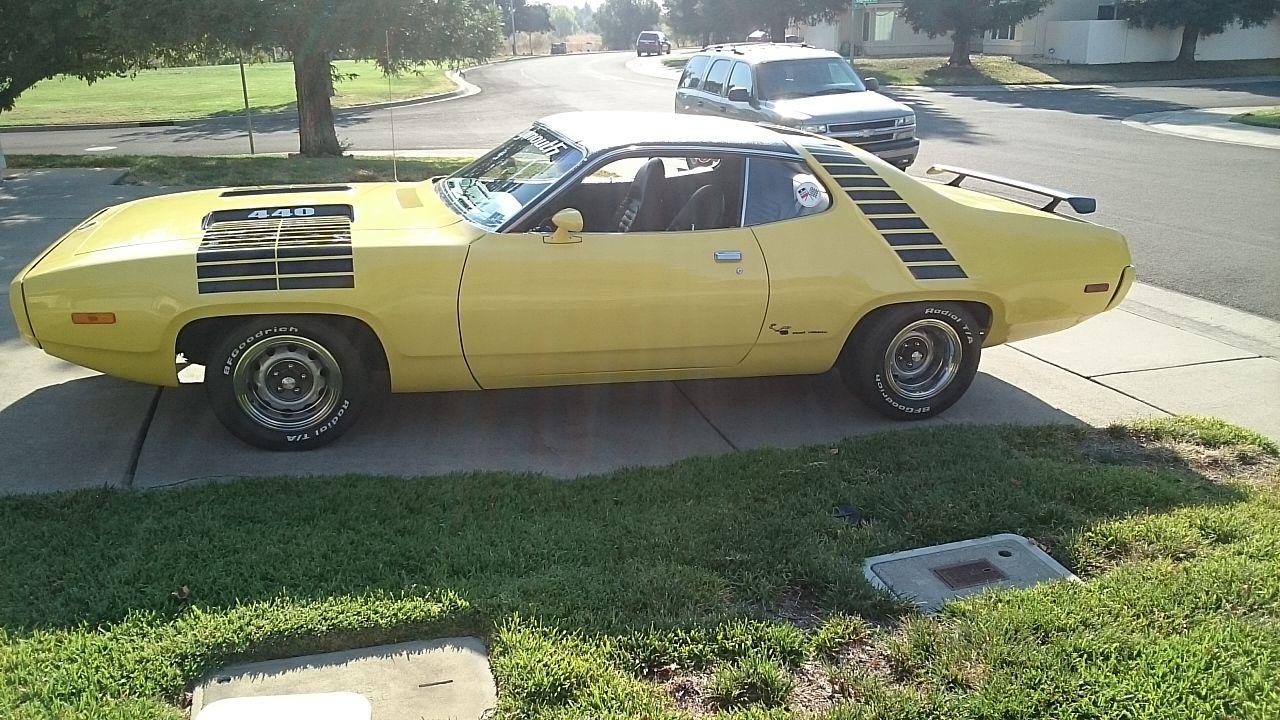 1972 Plymouth Roadrunner for sale near elk Grove, California 95758 ...