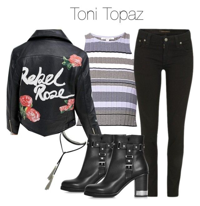 Toni Topaz - Riverdale | Nudie jeans Topaz and Topshop
