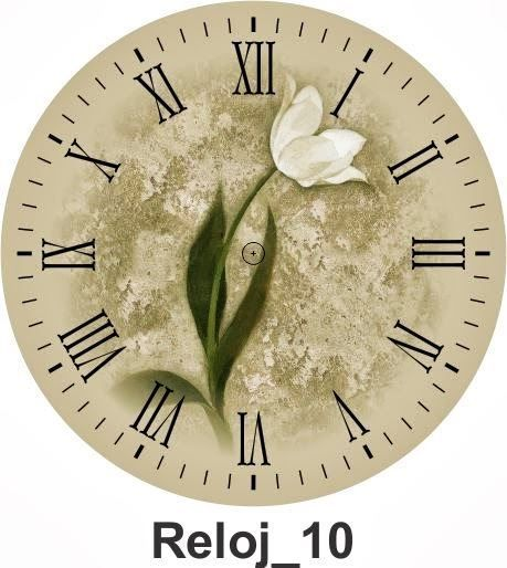 Clock face template via joann holliday clubb clock for Party wall act template