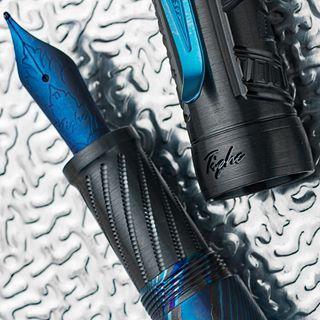 14c829ebb8a I love the colour of this fountain pen nib! Blancpain