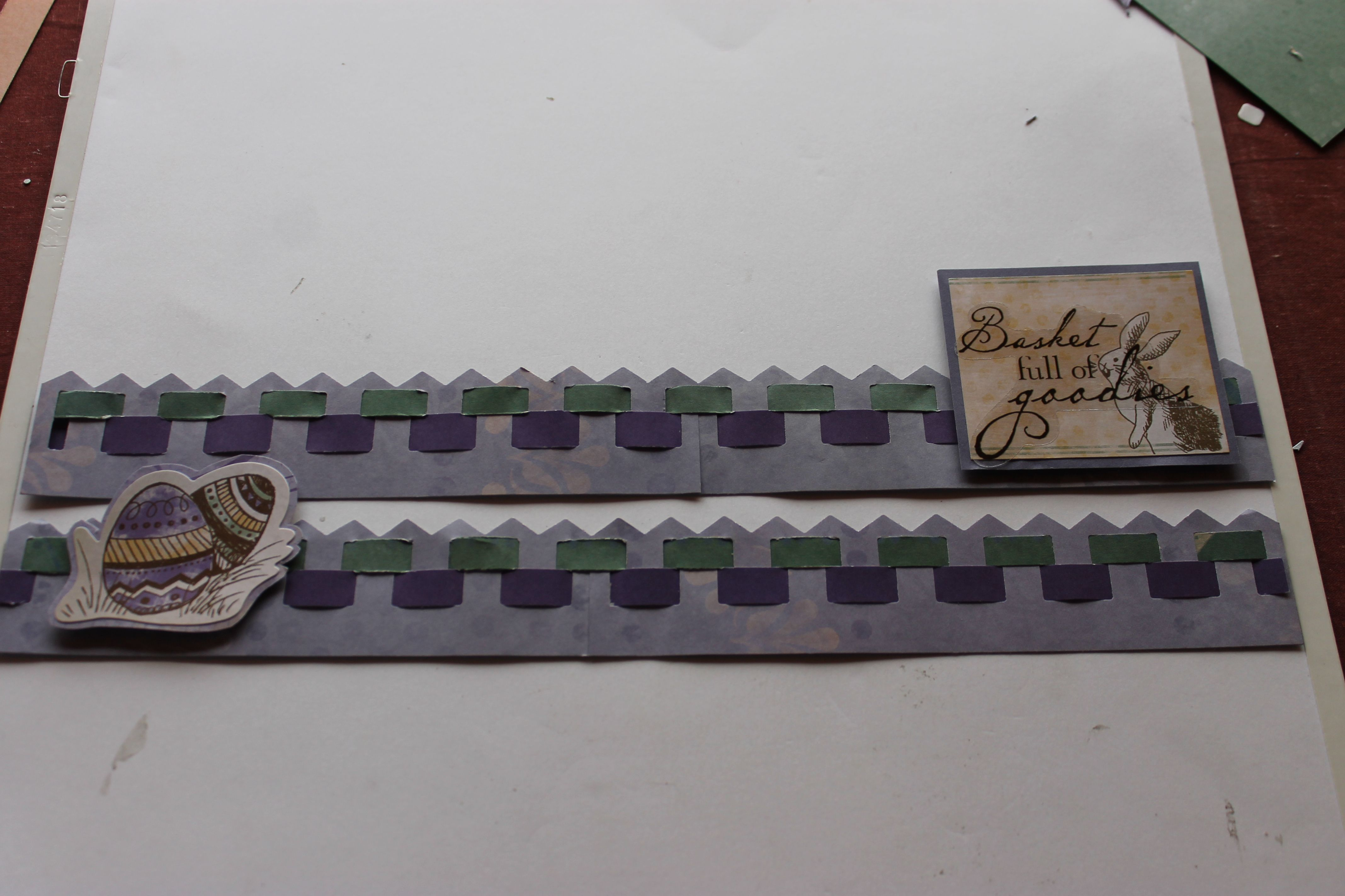 Scrapbook border ideas - Jewel Paper And Stickers Picket Fence Bordermaker Cartridge Scrapbooking Boardersscrapbook Borderscrapbooking Papercraftsscrapbooking Ideasfence