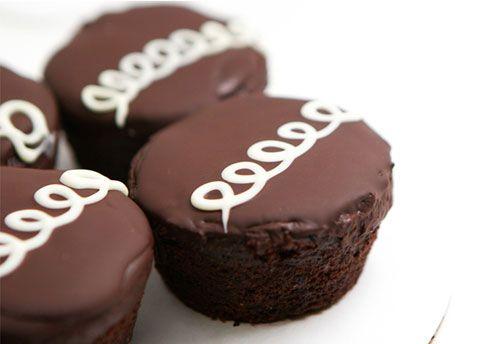 Health-ified hostess cupcakes!